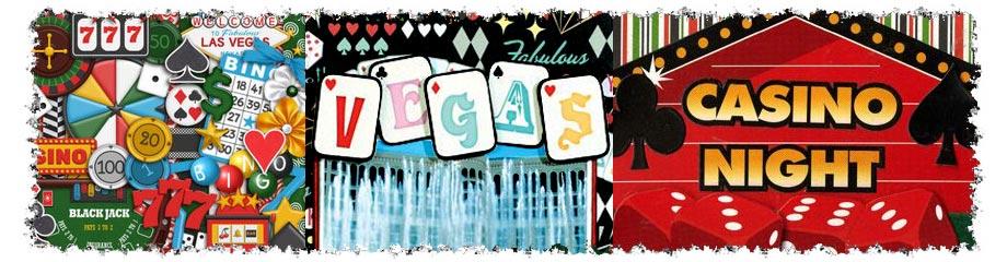 Idée Scrapbooking : souvenirs de Las Vegas et de ses casinos